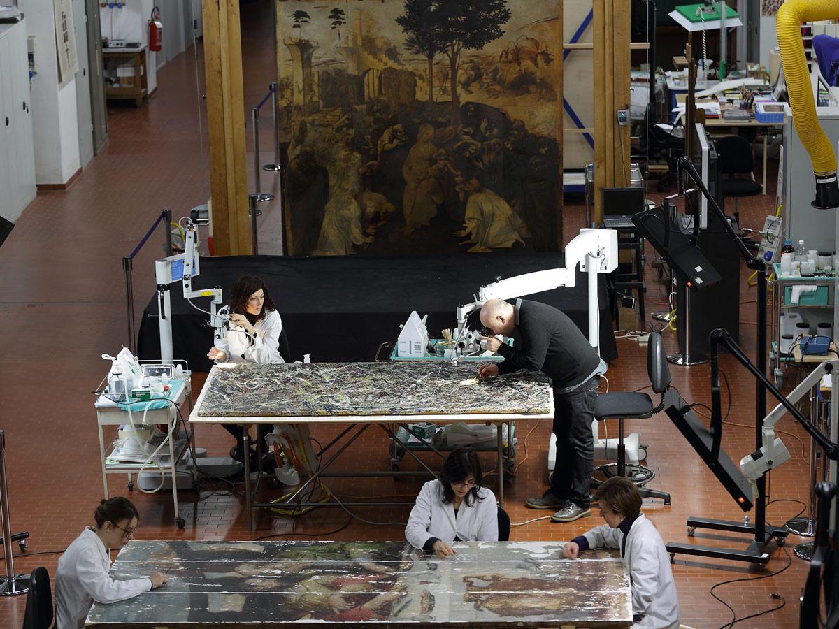 La conservazione dei beni culturali
