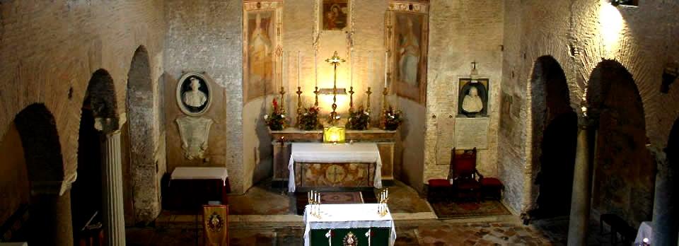 San Benedetto a Roma